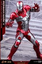 Фигурка Железный человек, доспехи номер V Hot Toys Марвел фотография-07.jpg