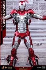 Фигурка Железный человек, доспехи номер V Hot Toys Марвел фотография-09.jpg