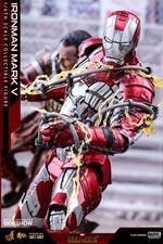 Фигурка Железный человек, доспехи номер V Hot Toys Марвел фотография-15.jpg