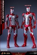 Фигурка Железный человек, доспехи номер V Hot Toys Марвел фотография-24.jpg