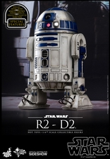 Фигурка Р2-Д2 (Звездные войны Hot Toys Звездные войны фотография-01.jpg