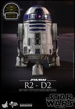 Фигурка Р2-Д2 (Звездные войны Hot Toys Звездные войны фотография-02.jpg