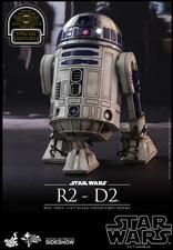 Фигурка Р2-Д2 (Звездные войны Hot Toys Звездные войны фотография-03.jpg