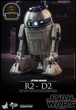 Фигурка Р2-Д2 (Звездные войны Hot Toys Звездные войны фотография-05.jpg