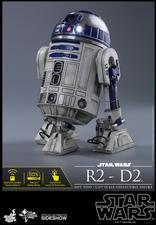 Фигурка Р2-Д2 (Звездные войны Hot Toys Звездные войны фотография-06.jpg