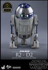 Фигурка Р2-Д2 (Звездные войны Hot Toys Звездные войны фотография-08.jpg