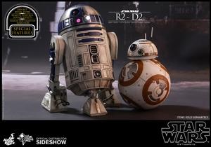 Фигурка Р2-Д2 (Звездные войны Hot Toys Звездные войны фотография-09.jpg