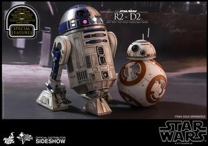 Фигурка Р2-Д2 (Звездные войны Hot Toys Звездные войны фотография-10.jpg