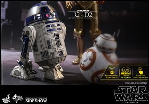 Фигурка Р2-Д2 (Звездные войны Hot Toys Звездные войны фотография-11.jpg