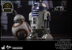 Фигурка Р2-Д2 (Звездные войны Hot Toys Звездные войны фотография-12.jpg
