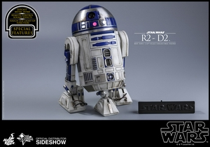 Фигурка Р2-Д2 (Звездные войны Hot Toys Звездные войны фотография-13.jpg