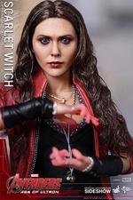 Фигурка Алая ведьма Hot Toys Марвел фотография-12.jpg