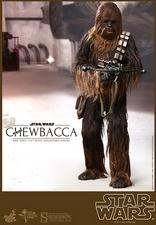 Фигурка Чубакка Звездные войны Hot Toys Звездные войны фотография-001.jpg