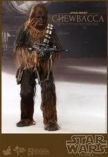 Фигурка Чубакка Звездные войны Hot Toys Звездные войны фотография-002.jpg