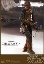 Фигурка Чубакка Звездные войны Hot Toys Звездные войны фотография-003.jpg