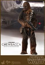 Фигурка Чубакка Звездные войны Hot Toys Звездные войны фотография-004.jpg