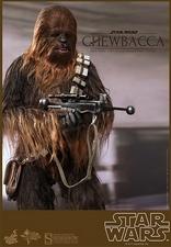 Фигурка Чубакка Звездные войны Hot Toys Звездные войны фотография-006.jpg