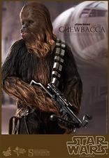 Фигурка Чубакка Звездные войны Hot Toys Звездные войны фотография-008.jpg