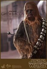 Фигурка Чубакка Звездные войны Hot Toys Звездные войны фотография-009.jpg