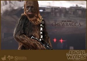 Фигурка Чубакка Звездные войны Hot Toys Звездные войны фотография-010.jpg