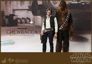 Фигурка Чубакка Звездные войны Hot Toys Звездные войны фотография-011.jpg