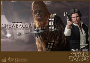 Фигурка Чубакка Звездные войны Hot Toys Звездные войны фотография-012.jpg