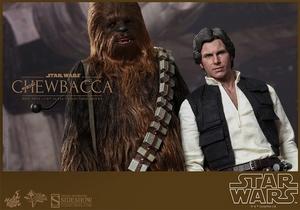 Фигурка Чубакка Звездные войны Hot Toys Звездные войны фотография-013.jpg