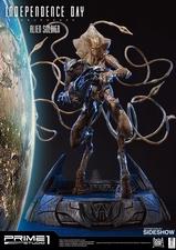 Фигурка из искусственного камня Инопланетный солдат Prime 1 Studio Independence Day: Resurgence фотография-03.jpg