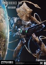 Фигурка из искусственного камня Инопланетный солдат Prime 1 Studio Independence Day: Resurgence фотография-04.jpg