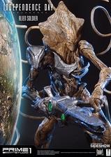 Фигурка из искусственного камня Инопланетный солдат Prime 1 Studio Independence Day: Resurgence фотография-07.jpg