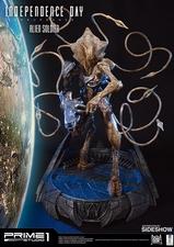 Фигурка из искусственного камня Инопланетный солдат Prime 1 Studio Independence Day: Resurgence фотография-10.jpg