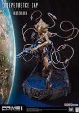 Фигурка из искусственного камня Инопланетный солдат Prime 1 Studio Independence Day: Resurgence фотография-11.jpg