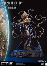 Фигурка из искусственного камня Инопланетный солдат Prime 1 Studio Independence Day: Resurgence фотография-13.jpg