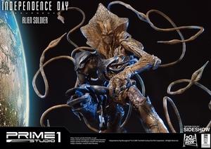 Фигурка из искусственного камня Инопланетный солдат Prime 1 Studio Independence Day: Resurgence фотография-20.jpg
