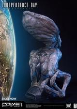 Бюст в натуральную величину Инопланетянин Prime 1 Studio Independence Day: Resurgence фотография-04.jpg