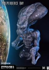 Бюст в натуральную величину Инопланетянин Prime 1 Studio Independence Day: Resurgence фотография-10.jpg
