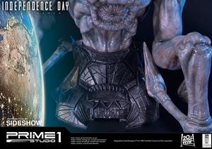 Бюст в натуральную величину Инопланетянин Prime 1 Studio Independence Day: Resurgence фотография-12.jpg