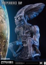 Бюст в натуральную величину Инопланетянин Prime 1 Studio Independence Day: Resurgence фотография-13.jpg