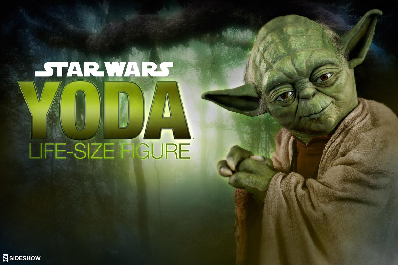 Фигурка учителя Йодо игрушка Звездные войны