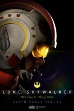 Фигурка Люк Скайуокер: «Красная пятерка пилотов» Sideshow Collectibles Звездные войны фотография-001.jpg