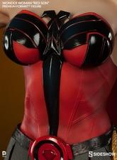 Коллекционная фигурка Чудо-женщина - Красный сын Sideshow Collectibles ДС комикс фотография-08.jpg