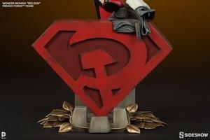 Коллекционная фигурка Чудо-женщина - Красный сын Sideshow Collectibles ДС комикс фотография-11.jpg