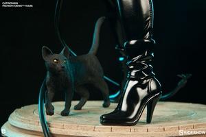 Коллекционная фигурка Женщина-кошка Sideshow Collectibles ДС комикс фотография-007.jpg