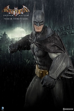 Коллекционная фигурка Batman Arkham Asylum Sideshow Collectibles ДС комикс фотография-001.jpg