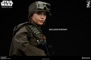 Коллекционная фигурка Джин Эрсо Sideshow Collectibles Звездные войны фотография-01.jpg