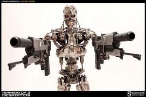 Life-Size Figure Эндоскелет T-800 Sideshow Collectibles Терминатор фотография-003.jpg
