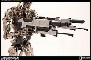 Life-Size Figure Эндоскелет T-800 Sideshow Collectibles Терминатор фотография-005.jpg