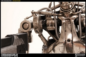 Life-Size Figure Эндоскелет T-800 Sideshow Collectibles Терминатор фотография-006.jpg