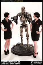 Life-Size Figure Эндоскелет T-800 Sideshow Collectibles Терминатор фотография-008.jpg