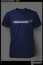 Одежда Футболка с надписью Sideshow Industries Sideshow Collectibles Сайдшоутойс, сайдшоу колектиблс фотография-001.jpg